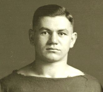 1913 Michigan Wolverines football team - Right guard Ernest Allmendinger