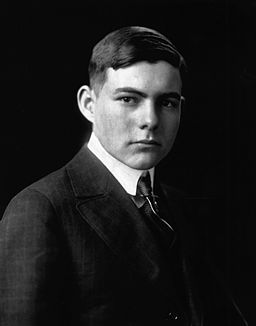 Ernest Hemingway, 15 February 1916