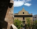 Església de santa Úrsula des de les torres de Quart, València.JPG