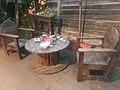 Espace bar à vin à l'Auberge Rouge - 2.JPG