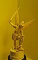 Estàtua de sant Miquel Arcàngel, vori, segle XVI, museu de la Ciutat, València.JPG