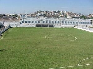 São Cristóvão de Futebol e Regatas - Estádio Figueira de Melo