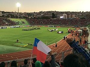 2015 Copa América - Image: Estadio Elías Figueroa Brander Valparaíso, Chile