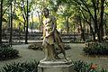 Estatua de los jardines en Chapultepec.jpg