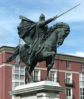 El Cid 11th century Castilian nobleman and military leader