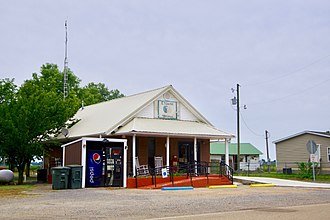 Etowah, Arkansas - Town Hall in Etowah