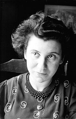 Etty Hillesum 1939