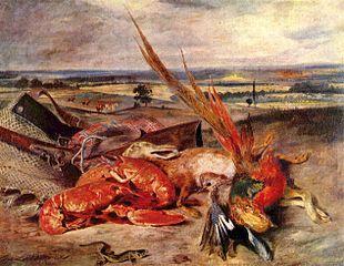 Tableau de nature morte
