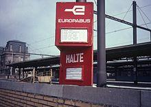 Europabushalte Oostende 1981.jpg
