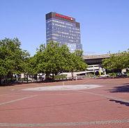 Europaplatz in Ludwigshafen