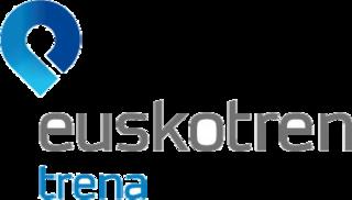 Euskotren Trena Railway service in the Basque Country, Spain
