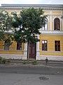 Evangélikus Kossuth Lajos Gimnázium, keleti kapu, 2017 Nyíregyháza.jpg