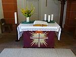 Evangelische Kirche Trais-Horloff Altar 01.JPG