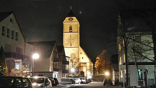 Evangelische Kirche in Gärtringen panoramio