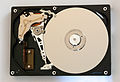 ExcelStor 80 GB Hard Disk Interior.jpg