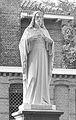 Exterieur HeiligHartbeeld voor de pastorie - Aarlanderveen - 20001400 - RCE (cropped).jpg