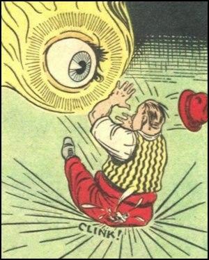 Eye (Centaur Publications) - Image: Eyesees