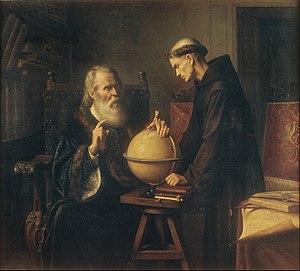 Félix Parra - Image: Félix Parra Galileo Demonstrating the New Astronomical Theories at the University of Padua Google Art Project