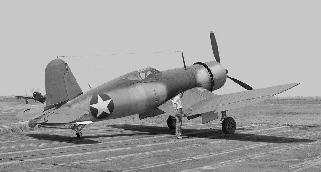 F4U-1 NACA 1943