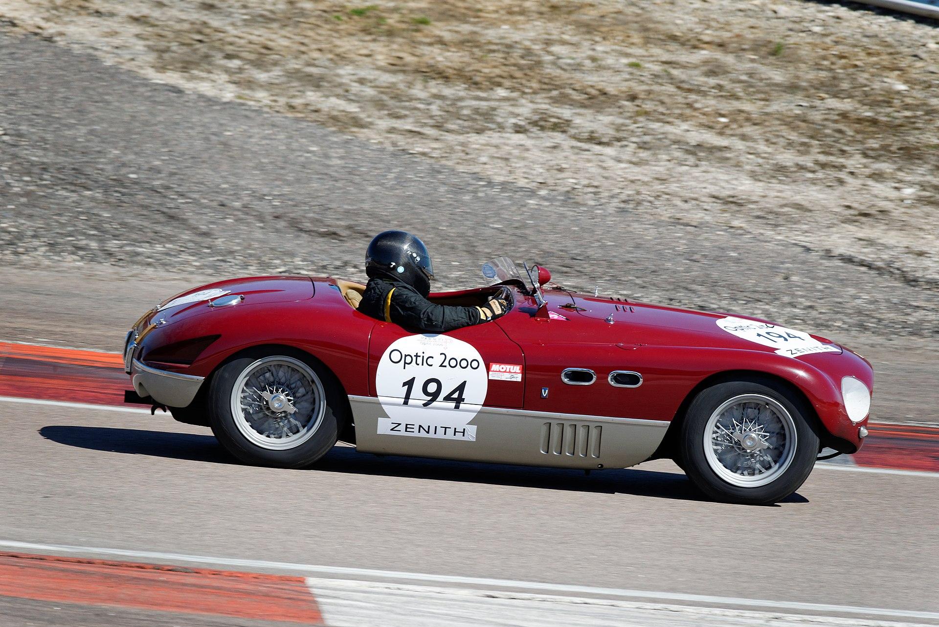 Used Car Engines >> Ferrari Monza - Wikipedia