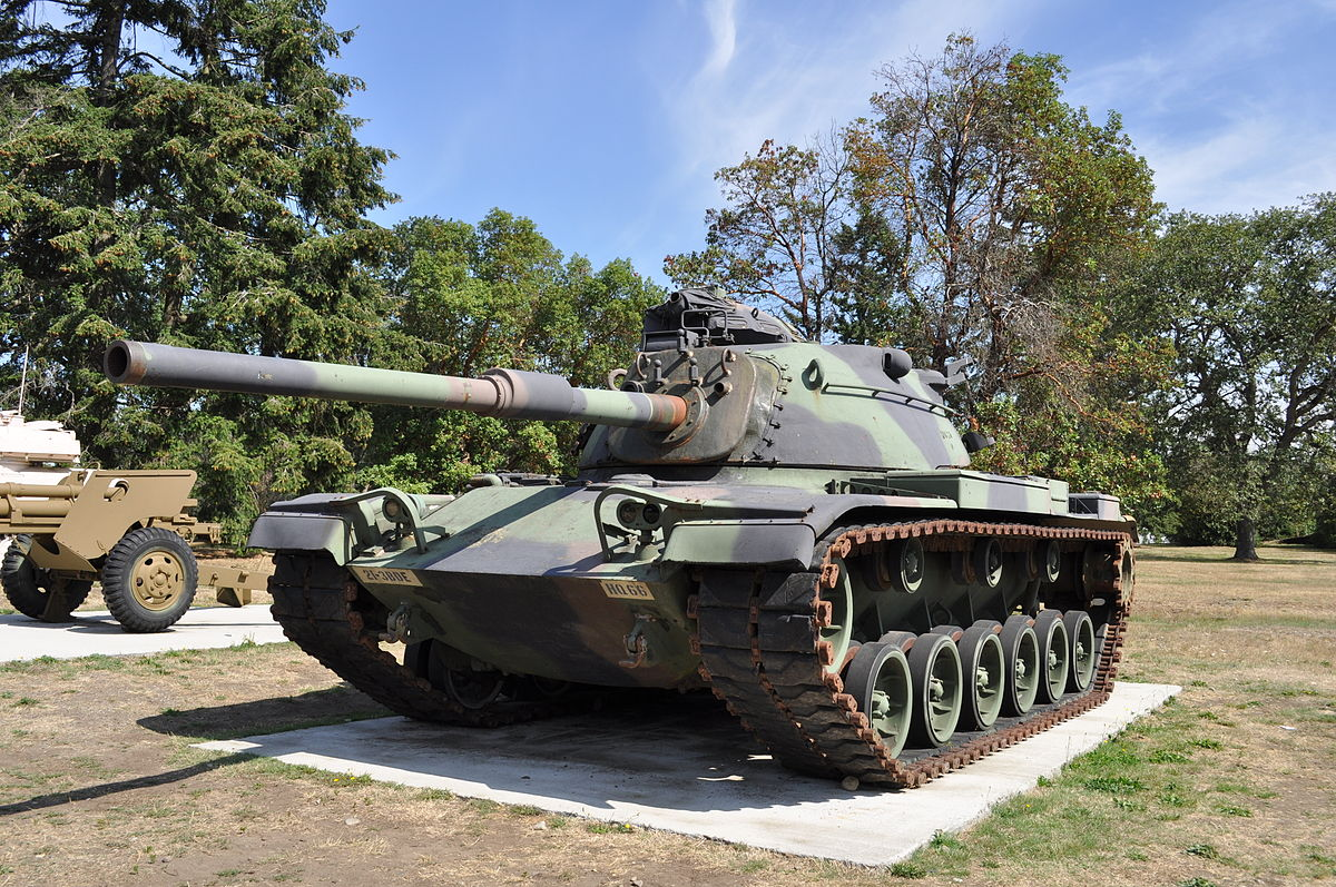 M 60 tank simple english wikipedia the free encyclopedia for Schreibtisch 1 60 m