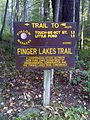 FLT M31 3.92 mi - Sign on Big Pond Rd - panoramio.jpg