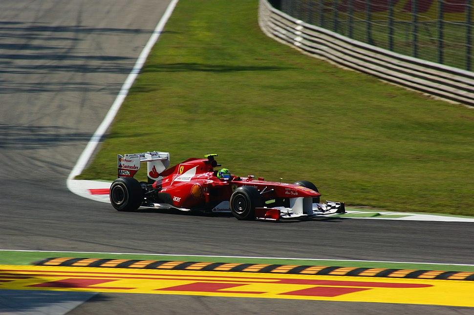 F Massa 3 Monza 2011