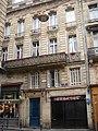 Façade de la maison natale de François Mauriac (86, rue du Pas-Saint-Georges, Bordeaux).jpg
