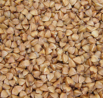 Buckwheat whisky - Buckwheat grains