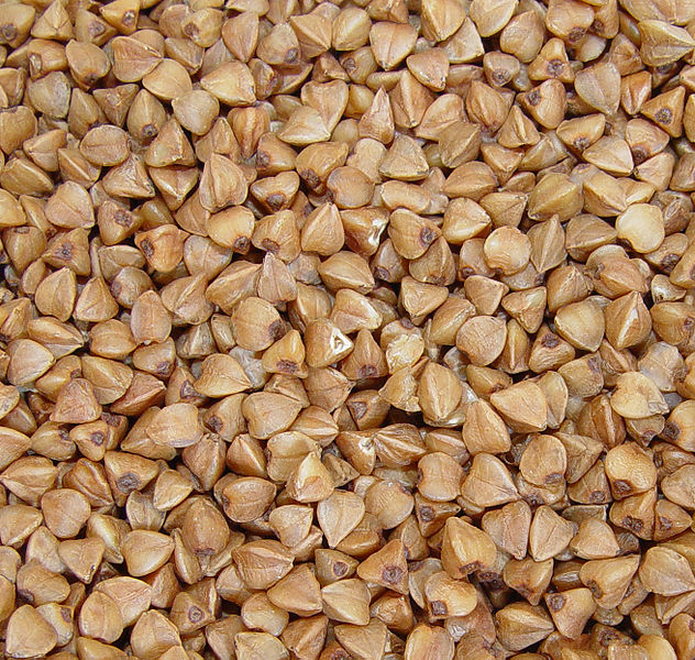 Buckwheat.