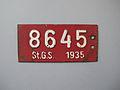 Fahrradkennzeichen Salzburg 1935.JPG