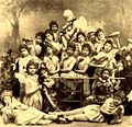 Fairy Tale - Students of the Imperial Ballet School. 1891.JPG