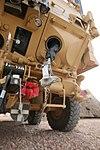 Falcon Sqn FUCHS vehicle in Jordan MOD 45164593.jpg