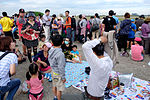 Family Visitors Sitting on Apron of Hsinchu AFB 20151121.jpg