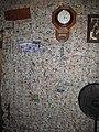 Famous Dollar Bill Wallpaper, Oatman Hotel, Oatman, Arizona (7280146452).jpg