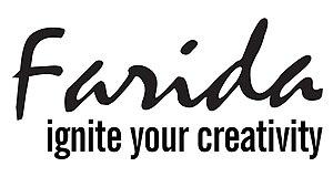 Farida Guitars - Image: Farida Guitars logo