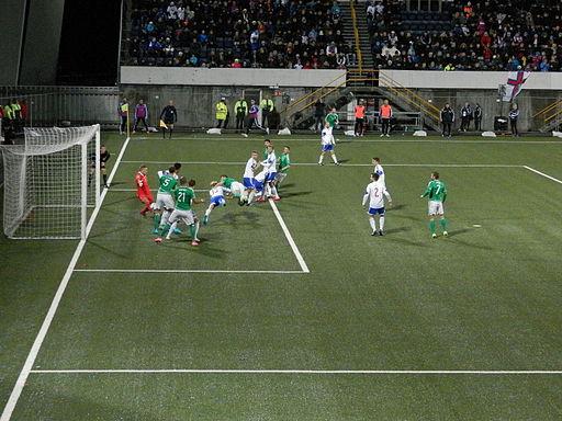 Faroe Islands 1 - 3 Norhtern Ireland 4 September 2015