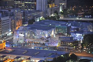 Federation Square - Image: Federation Square (5399921791)