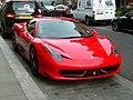 Ferarri Ferrari F458 (6401559133).jpg