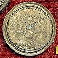 Ferdinando de saint urbain, medaglia di clemente XI, 1701-02, meridiana di s. maria degli angeli, arg.JPG