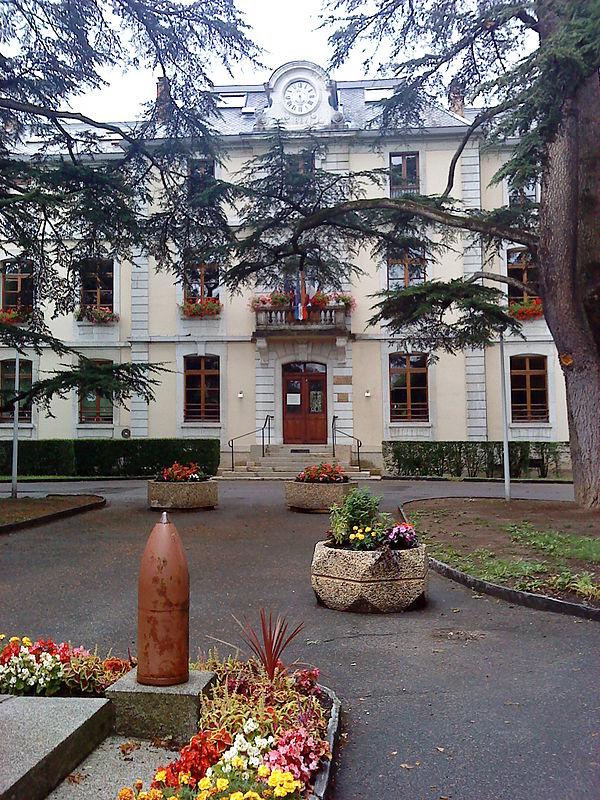 Photo de la ville Ferney-Voltaire