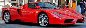 Enzo Ferrari (automobile)