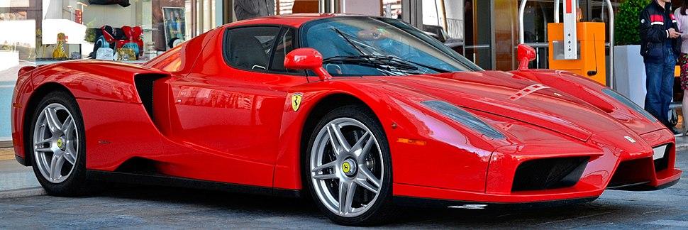 Ferrari Enzo - Flickr - Alexandre Prévot (1) (cropped)
