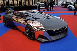 Festival automobile international 2013 - Peugeot Onyx - 007.jpg
