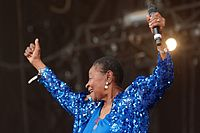 Festival des Vieilles Charrues 2016 - Calypso Rose - 034.jpg