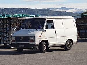 Fiat Talento - Fiat Talento (first generation)