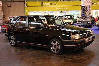 Fiat Tipo - Fiat Tipo Sedicivalvole in a classic car show, NEC Birmingham, UK