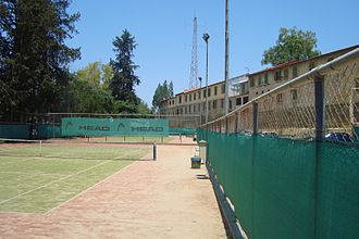 Tennis court - Artificial turf tennis courts in Nicosia, Cyprus