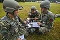 Field leadership exercise tests Albanian OCS candidates 140626-Z-AL508-017.jpg