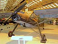 Fieseler Fi 156 Storch, Royal Air Force Museum, Cosford. (34792775741).jpg